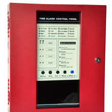 Conventional Fire Alarm Control Panel with 4 Zones 消防報警主機