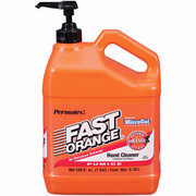 美国泰扬牌PERMATEX FAST ORANGE HAND CLEANER重油污洗手液