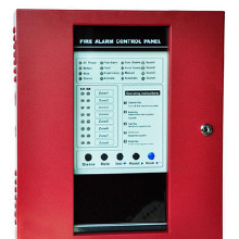 8 zone Fire Alarm Control Panel work  2 wire smoke detector